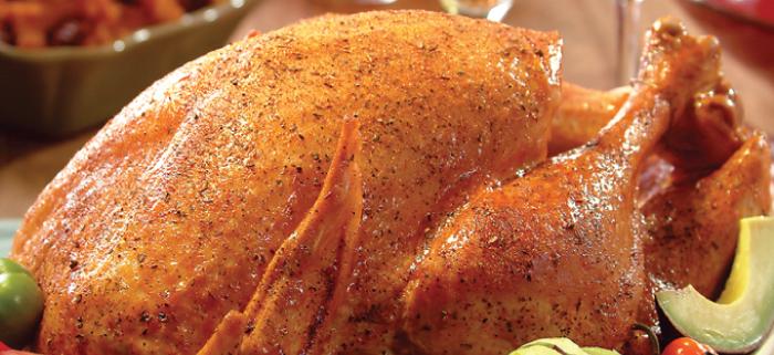 Creole Turkey On Platter