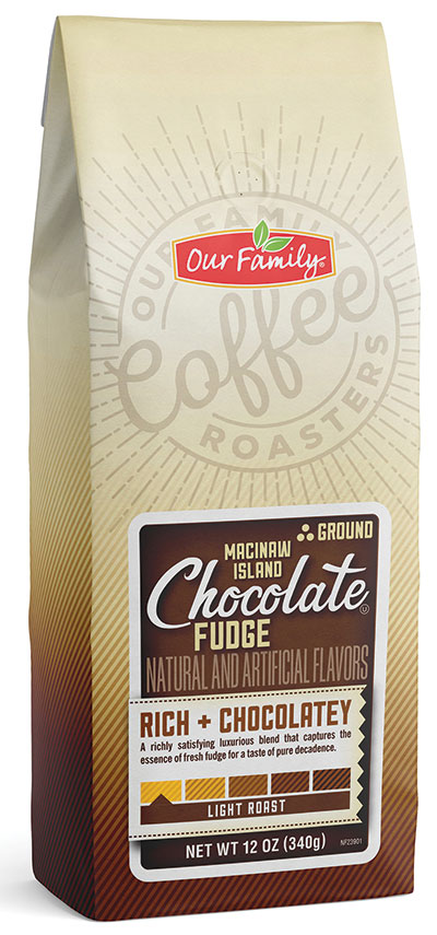 Mackinaw Island Chocolate Fudge