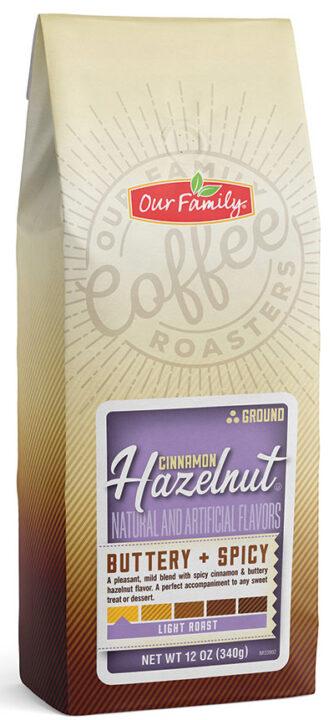 Cinnamon Hazelnut