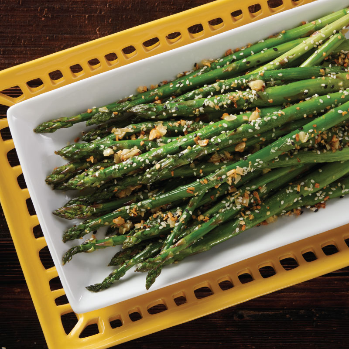 Everything Bagel Seasoning Blend – Asparagus