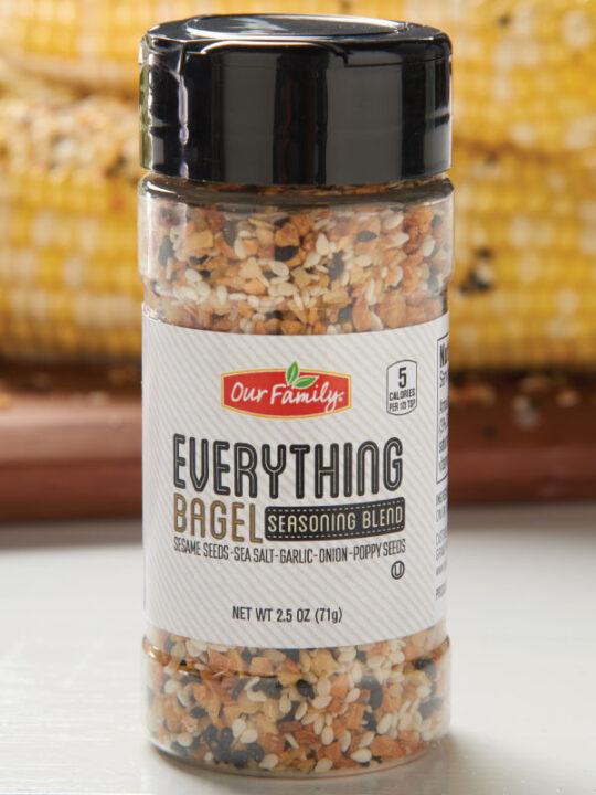 Everything Bagel Seasoning Blend