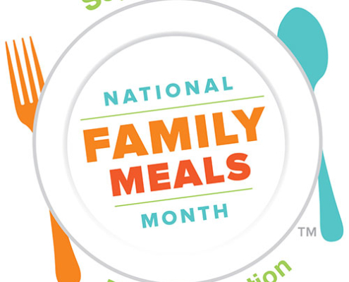 September is National Family Meals Month