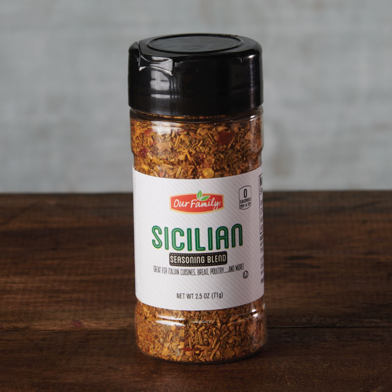 Our Family Sicilian Seasoning Blend