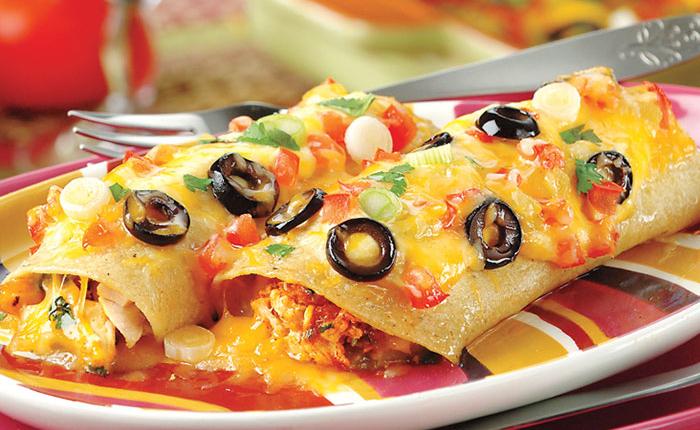 Our Family Enchilada Recipe