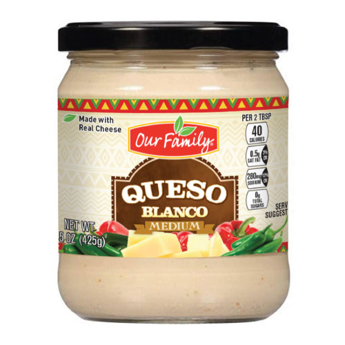 NEW Our Family Queso Blanco