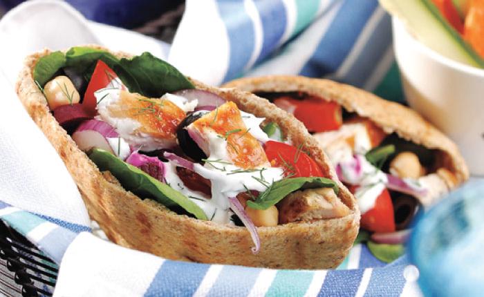 Greek Pitas Recipe